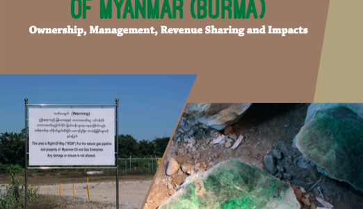 Natural Resources of Myanmar (Burma) _ English Version